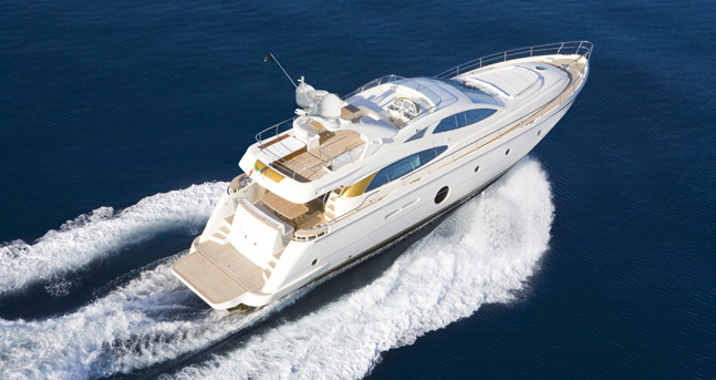 Aicon will exhibit their Aicon 64 Fly motor yacht and their Aicon 85 Fly ...