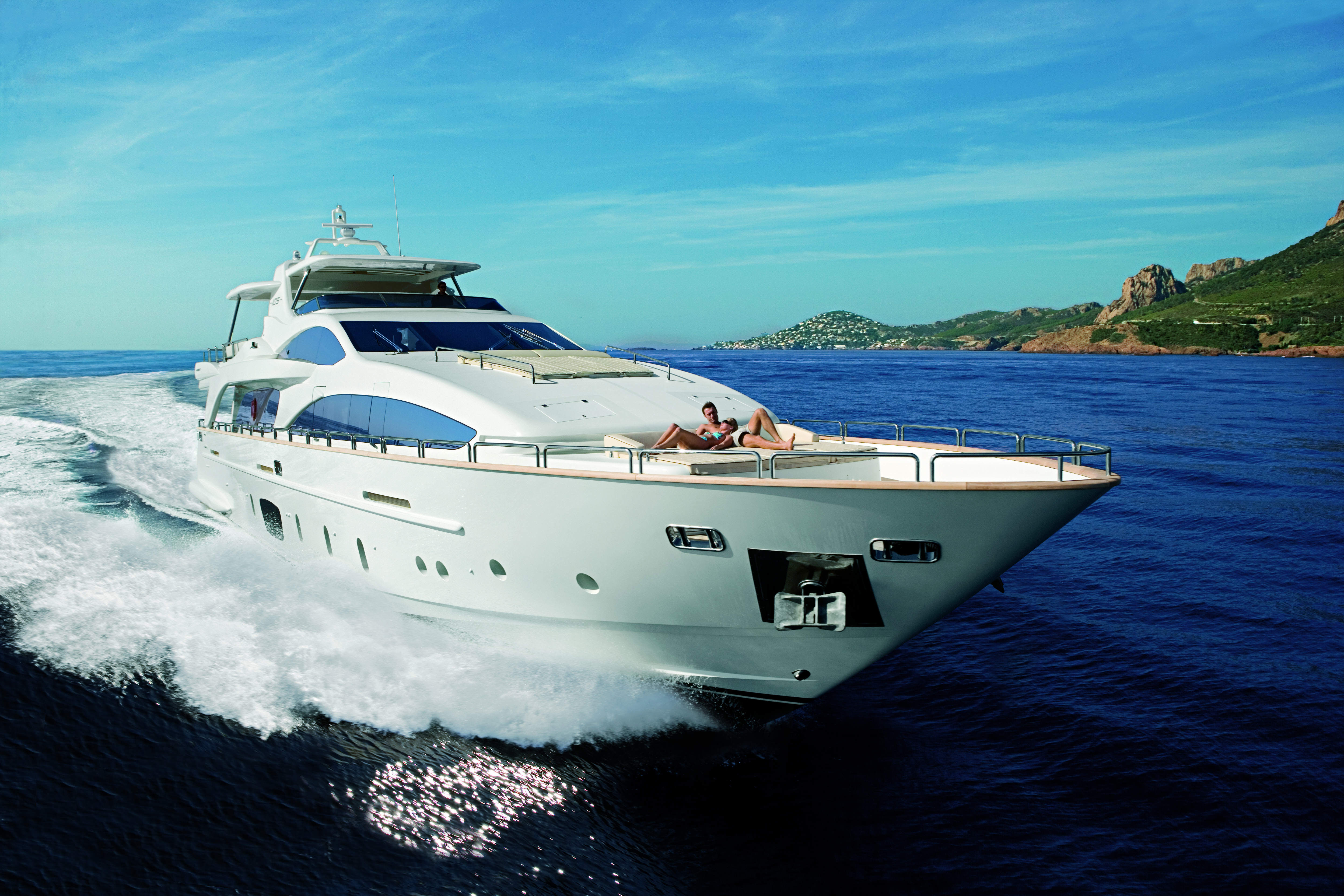 "Superyacht News Related to ""Azimut 105 luxury motor yacht"". Azimut-Benetti ..."