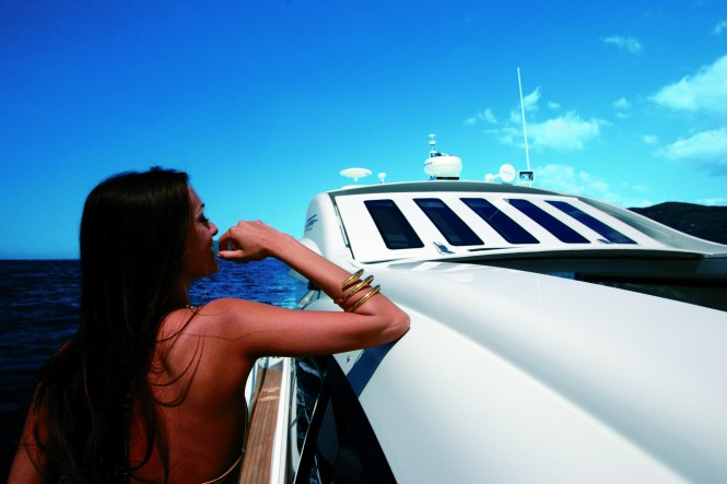 Azimut 68S hard top yacht. Like precious works of art, Azimut has decided to ...