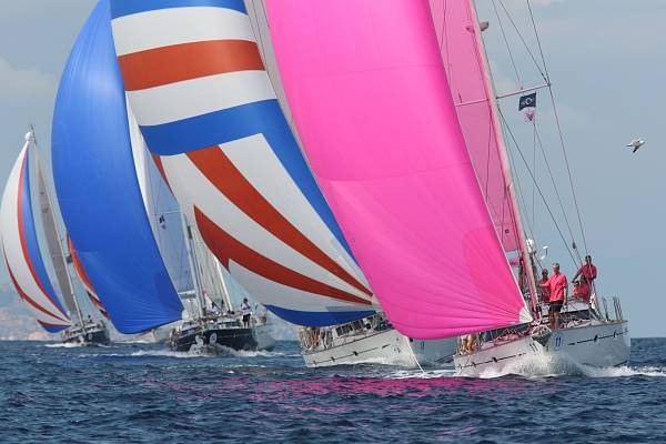 Oyster Jubilee Regatta, Porto Cervo 2010 - Photo Credit Oyster-Tim Wright