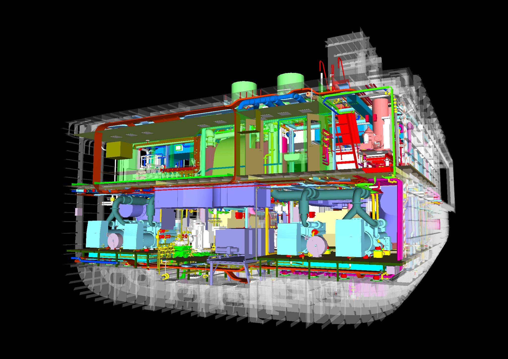 Boat design engineer   Whirligigs row
