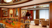 Feadship Super Yacht Lady Christine - Dining Room