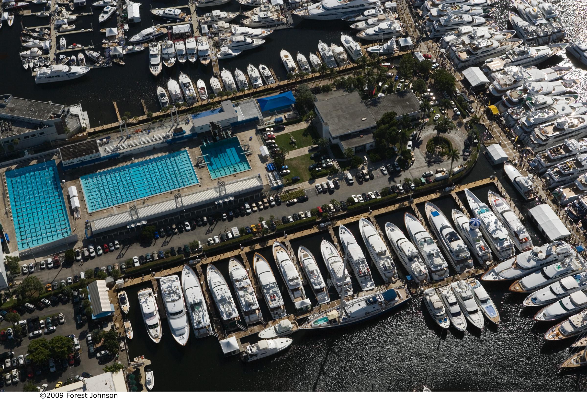 Largest US Yacht