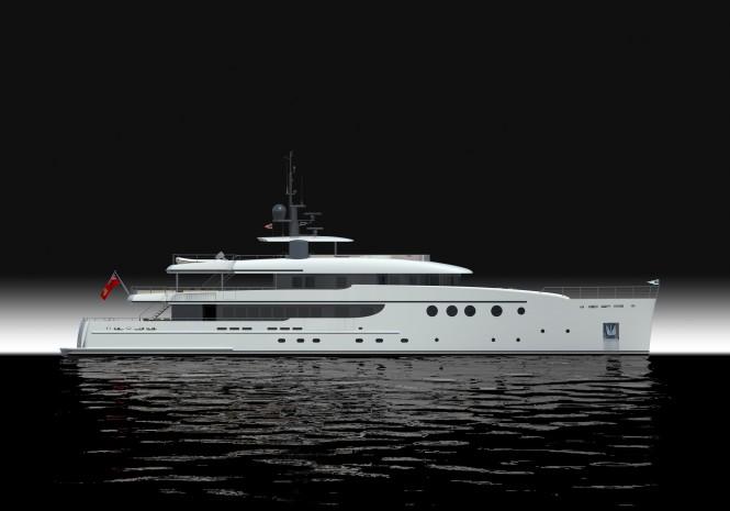 Kingship 156 Motor Yacht Profile