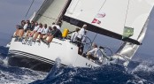 LOTT 66 yacht at Rolex Swan Cup 2010 - Image credit to Carlo Borlenghi - Rolex