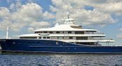 Mega yacht Cakewalk by Derecktor Shipyards