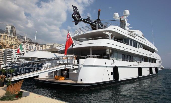 Motor Yacht Trident Yacht Charter Superyacht News
