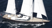 Panthalassa by Perini Navi