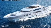 Superyaccht LADY LINDA by Trinity Yachts Hull No. T050 - Image Credit Trinity Yachts