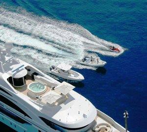 Charter Yacht Andreas L (ex Amnesia)