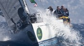 VANISH II sailing yacht at Rolex Swan Cup - Image Credit to Carlo Borlenghi