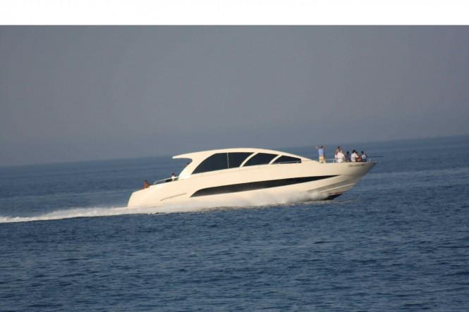 Wake 66 motoryacht, like the previous model Wake 48 yacht, was designed ...