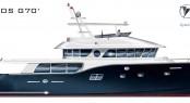 Tricon Marine Argos G70 Motor Yacht Rendering