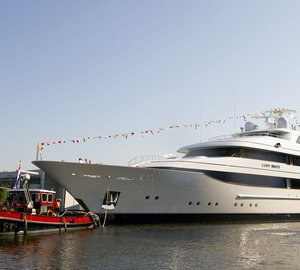 Feadship Lady Britt Yacht launched