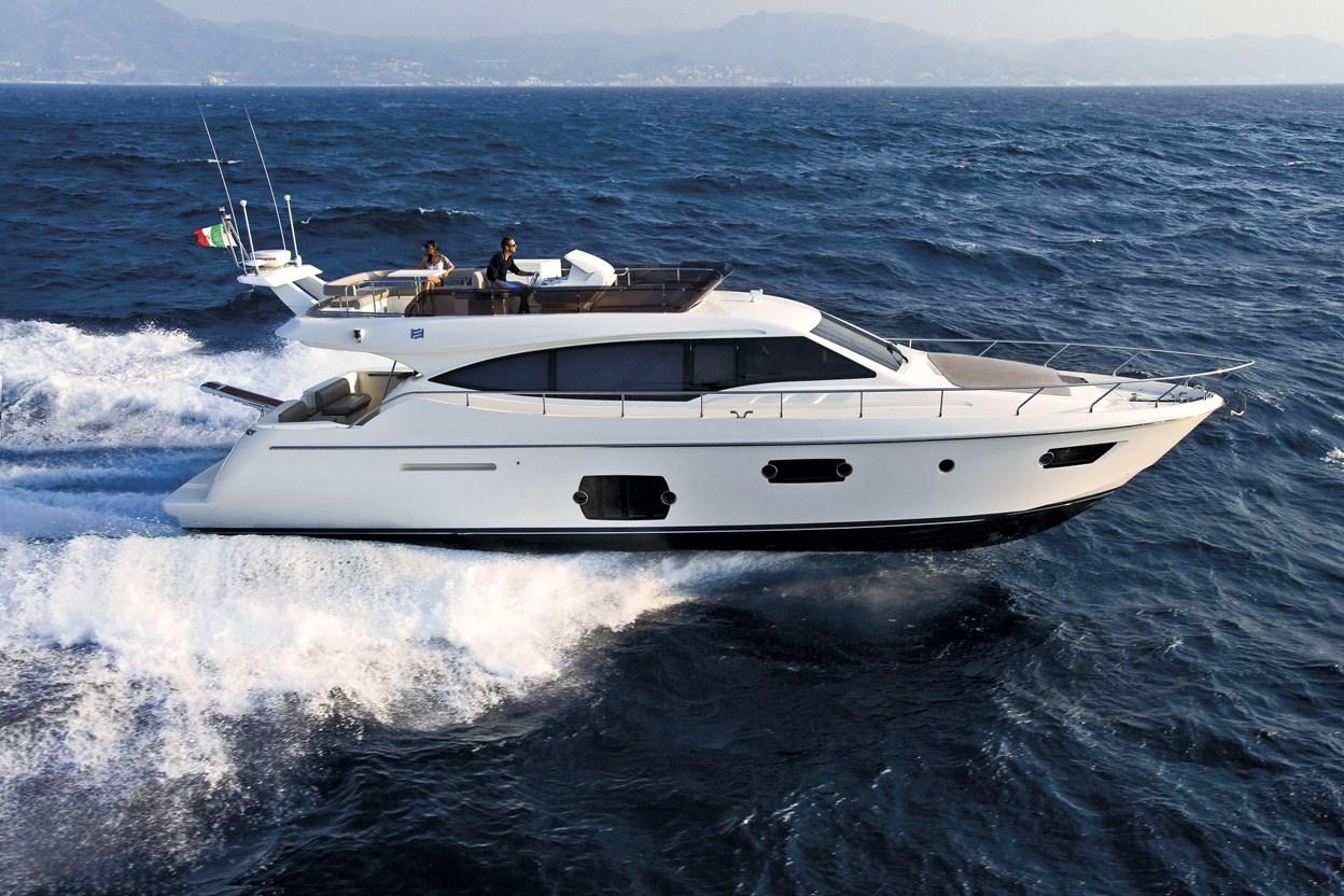 Ferretti 570 Motor yacht