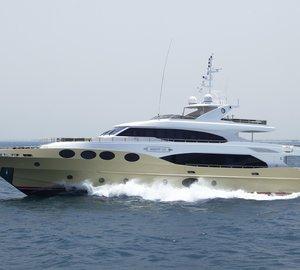 Gulf Craft and Majesty Yachts' Successful Yacht Show Season