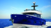 Magellano 50 Motor yacht - Credit Azimut Yachts