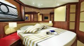Magellano 50 Owner cabin - Credit Azimut Yachts