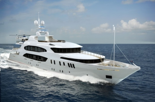Mi Sueno superyacht by Trinity Yachts
