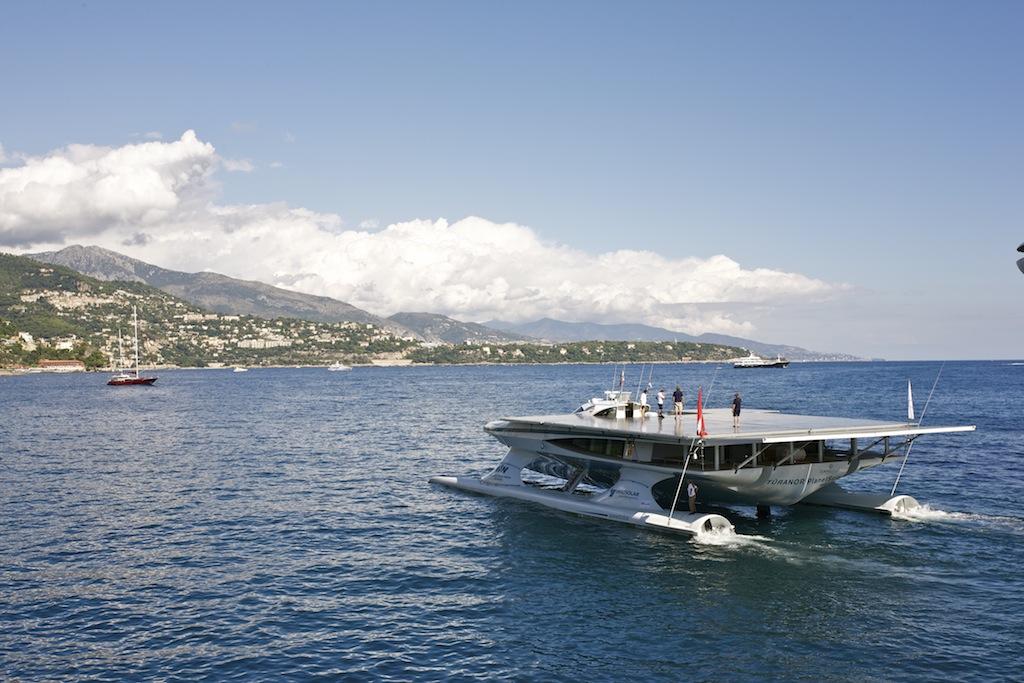 turanor planetsolar mega yacht - photo #32