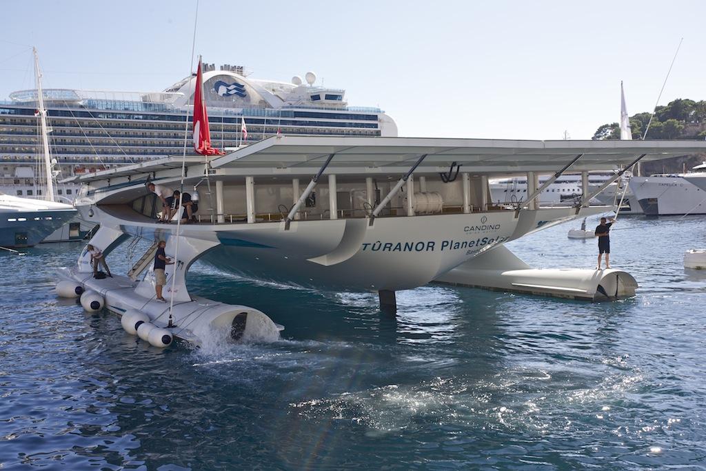 turanor planetsolar mega yacht - photo #24