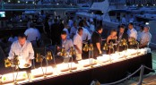 Reception 2nd Asia Superyacht Conference