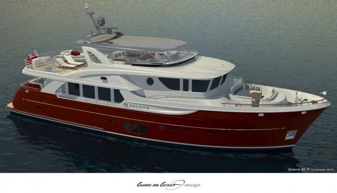 "Selene 92 ""Ocean Explorer"" Series by Selene Ocean Trawlers"