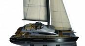 Superyacht Cartouche