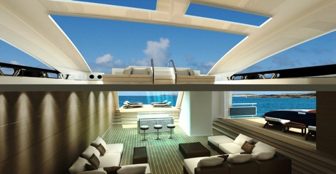 The Heesen 65m Displacement Superyacht