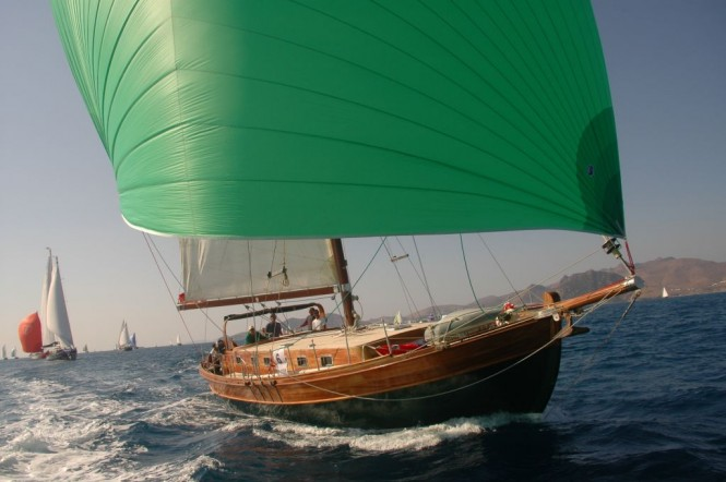 22nd Bodrum Cup International Wooden Yacht Regatta