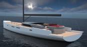 30m Sailing Yacht Anegada Cay by Cognit Design and Atollvic Shipyard