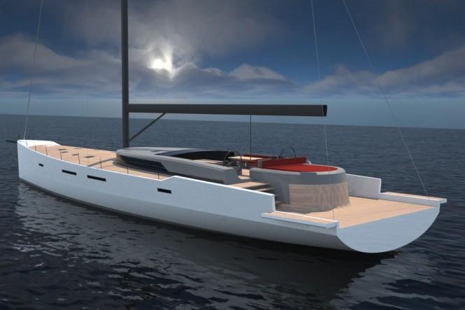 Hot Aluminium sailing boat designs | Quars
