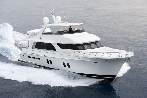 Cheoy Lee S New Motor Yacht Models And Yard Expansion
