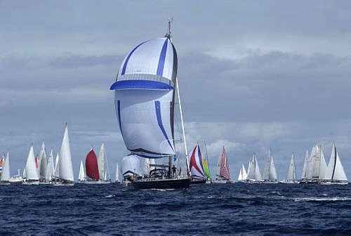 Atlantic Rally for Cruisers (ARC) start in Las Palmas, Canaries. - Credit  World Cruising Club ©