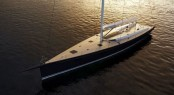 Carbon Ocean 82 maxi sailing yacht Aegir II - Credit Carbon Ocean Yachts