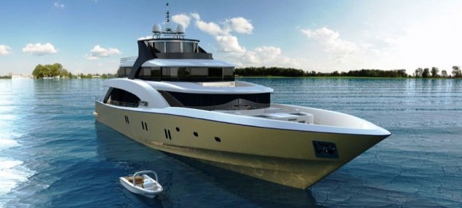 Couach sells the second 5000 FLY motor yacht