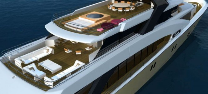 Couach sells the second 5000 FLY superyacht