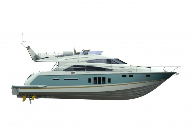 Fairline Squadron 58 to launch in January 2011.