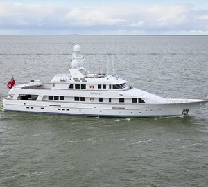 Feadship farewells refitted superyacht Odyssey