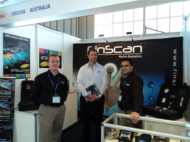 FinScan Team with Ryan Parkin - Marine Protection Systems