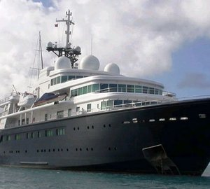 After 2015 refit, 112m Le Grand Bleu returns to the seas