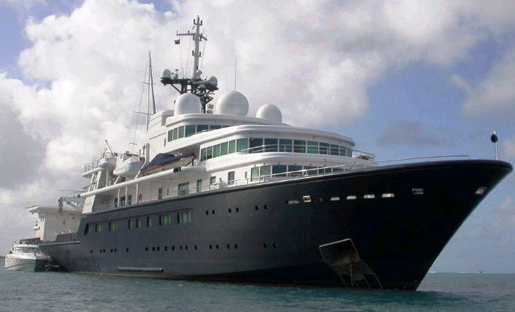 Megayacht Le Grand Bleu Preceding 2015 Refit Yacht Charter Superyacht News