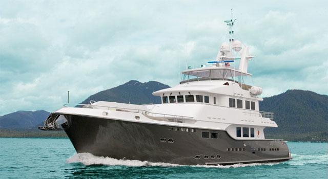 Motor Yacht Caryali Nordhavn S 86 Series Luxury