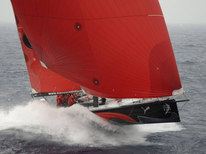 PUMA Ocean Racing and Gleistein Ropes team up again for 20112012 Volvo Ocean Race