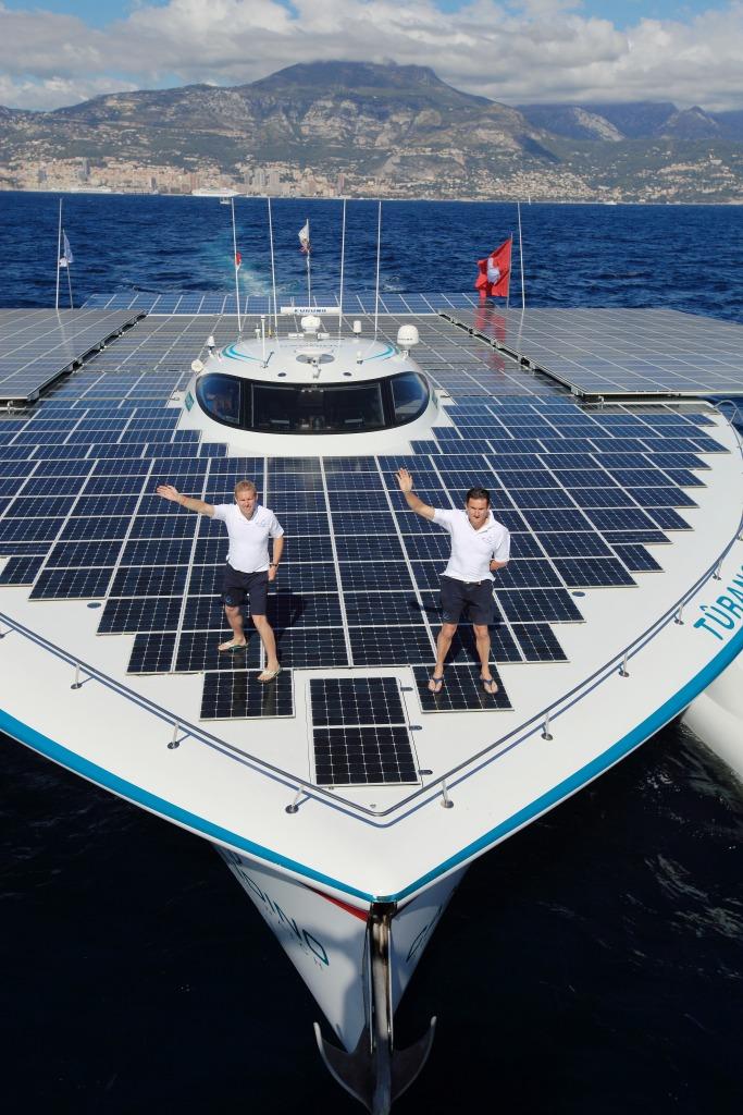 turanor planetsolar mega yacht - photo #31