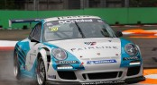 Porsche Driver backed by Fairline takes podium position in Porsche Carrera Cup Asia
