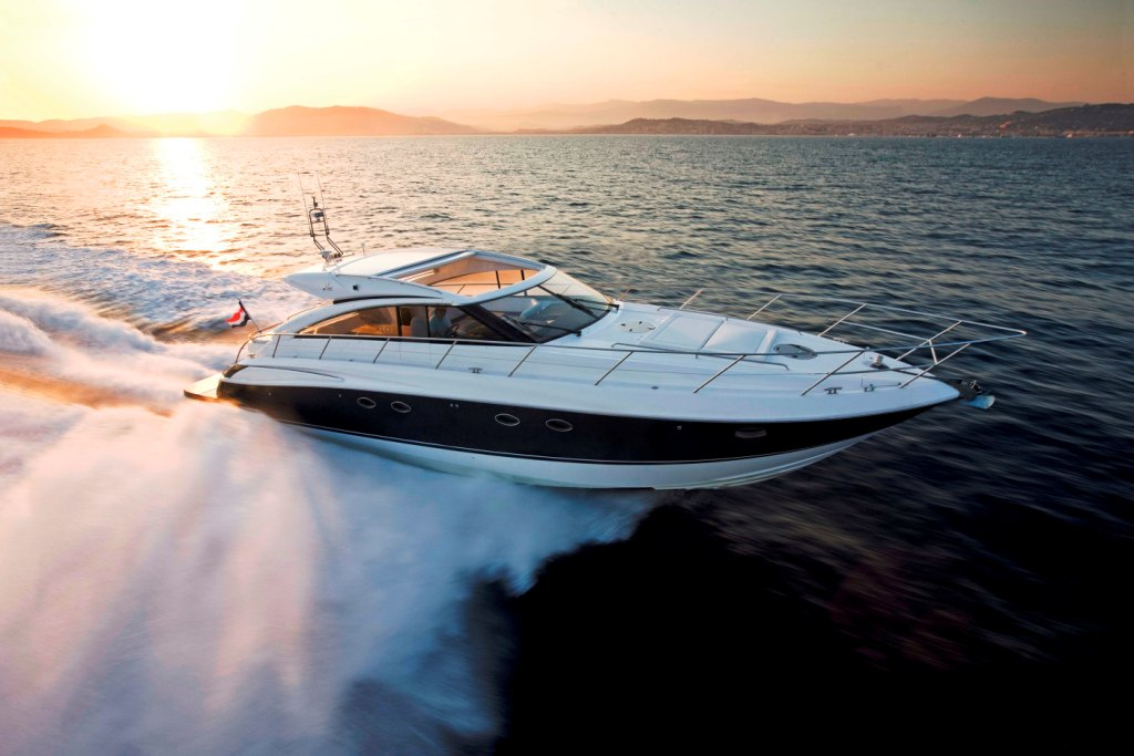 ... of the article Princess Yachts' World Premier of 32m M Class at London ...