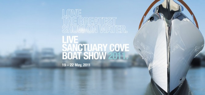 Sanctuary Cove International Boat Show 2011