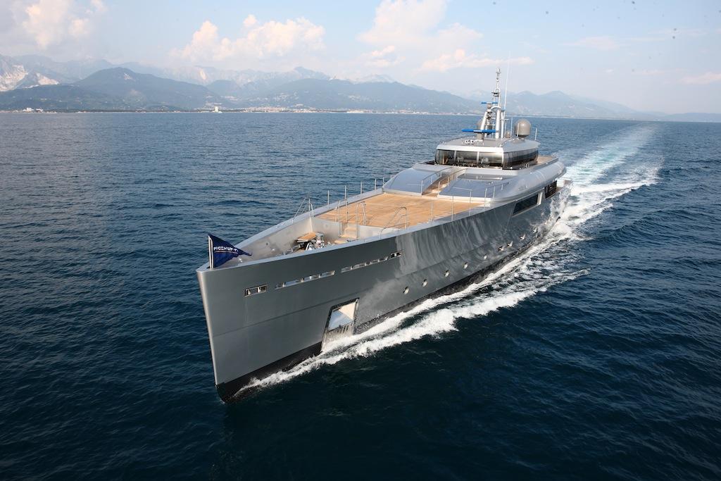 Super Yacht Exuma Nominated For Asia Boating Awards 2011