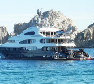 ATTESSA IV Yacht Launch in Canada – The Largest Ever in North America